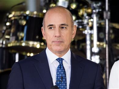 Matt Lauer Denies Raping NBC Staff Member, Says She Pursued Him And Sex Was Consensual