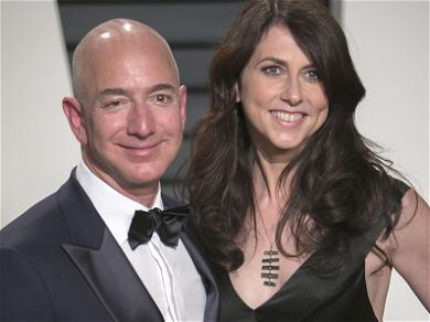 'Amazon' Boss Jeff Bezos Officially Files For 50/50 Custody Of His Children