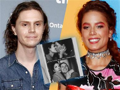 Halsey Shares Rare Relationship Post With BF Evan Peters: 'Happy Birthday Darling'