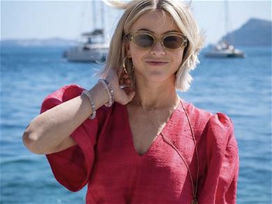 Julianne Hough Spotted In LA One Week After Split From Brooks Laich