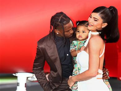 Travis Scott Is Being Very Protective of Kylie and Stormi During Coronavirus Pandemic