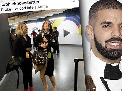 Drake's Baby Mama Front and Center During European Leg of Tour