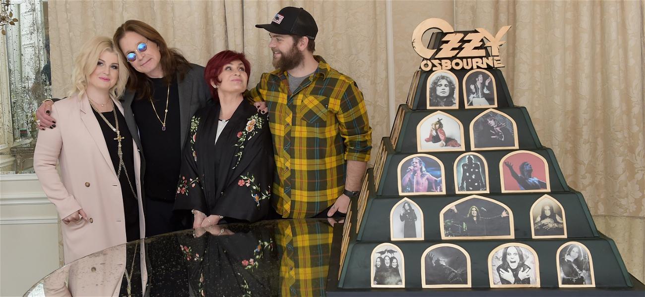 Kelly Osbourne Reveals Truth Behind Father Ozzy Osbourne Death Bed Rumors