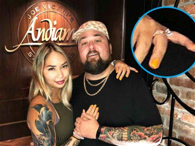 'Pawn Stars' Chumlee Celebrates Engagement & Over 100 lb Weight Drop!