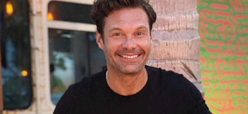Ryan Seacrest Debuts Brand New Look After Health Scare