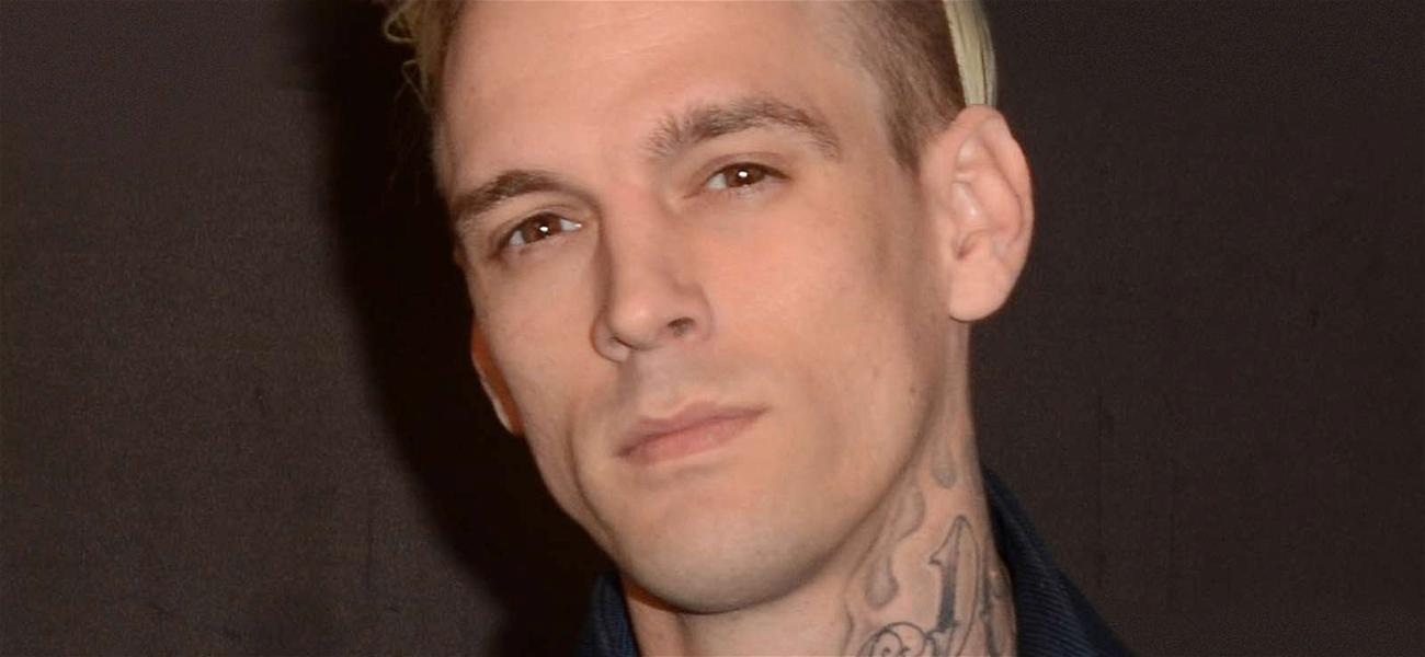 Aaron Carter Is Checking Into Rehab
