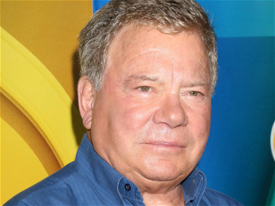 William Shatner Takes Haymaker Punch from Mike Tyson