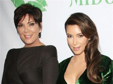 Kris JennerReceives Birthday Gift Of 65 Outfits From Daughter Kim Kardashian