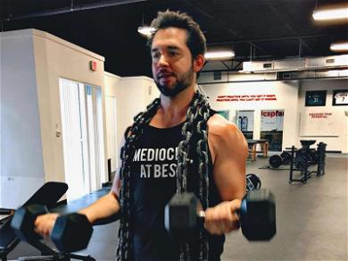 Serena Williams' Husband, Alexis Ohanian, Getting Ripped For Daughter