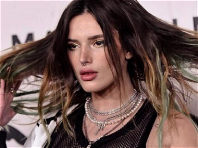 Bella Thorne Posts More Smoking Hot String Bikini Photos, Teases Fans Not To Look!
