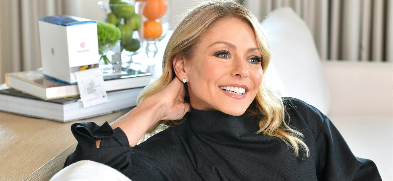 Kelly Ripa Says Cutting Her Hair DIY Was A Big Mistake: 'I've Never Gotten Over It'