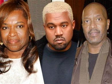 Kanye Says His New Album Cover Will Feature the Doctor Who Operated On His Mom Before Death