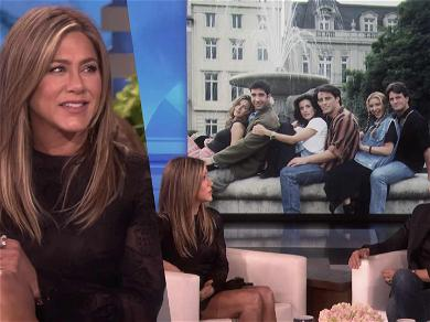 Jennifer Aniston Teases 'Friends' Reunion: 'Anything Can Happen'