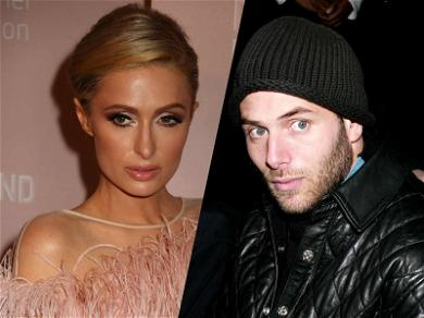 Paris Hilton's Sex Tape Co-Star Gets Protection from Her Brother After Strange House Call