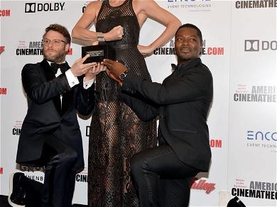Charlize Theron Receives Harsh Criticism at American Cinematheque Awards