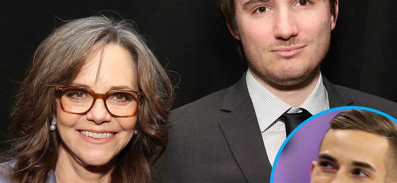 Sally Field is Trying to Hook Her Son Up with Olympic Medalist Adam Rippon