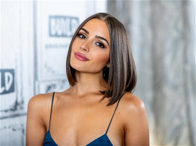 Olivia Culpo Does Lingerie & That Totally Useless See-Through Layer: See The Sexy Snaps