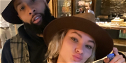 Odell Beckham Jr. Takes Girlfriend Lauren Wood On African Vacation, Go On Safari Together