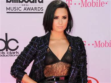 Demi Lovato Comes Out Against Gender Reveal Parties, 'They Are Transphobic'
