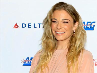 LeAnn Rimes Openly Talks About Childhood Fame That Led To Mental Health Struggles