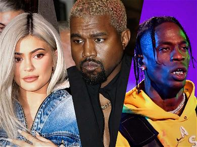Did Kanye West Accidentally Confirm Kylie Jenner and Travis Scott Are Married?