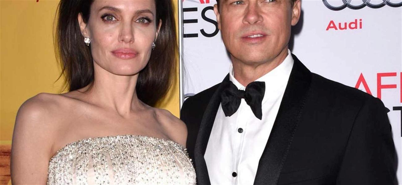 Angelina Jolie Accuses Brad Pitt of Failing to Pay Child Support