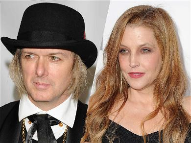 Lisa Marie Presley Shows Up to Court to Battle Estranged Husband Over Custody