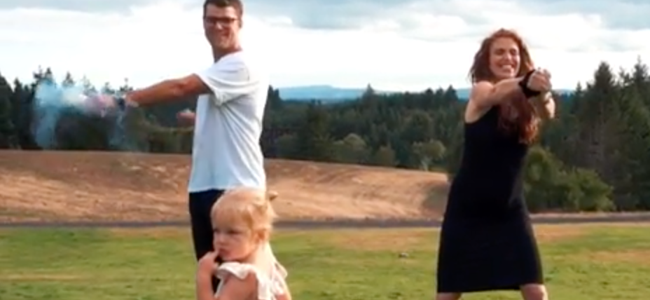 Audrey and Jeremy Roloff Announce Sex of Baby No. 2 In Gender Reveal Video