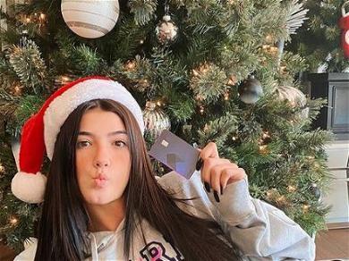 TikTok Group Holiday Causes Backlash for Charli D'Amelio
