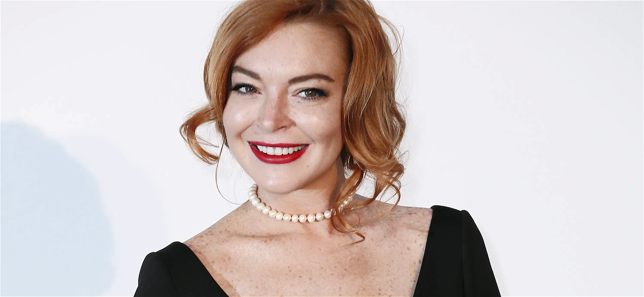 Lindsay Lohan Is Making A Comeback To Acting!