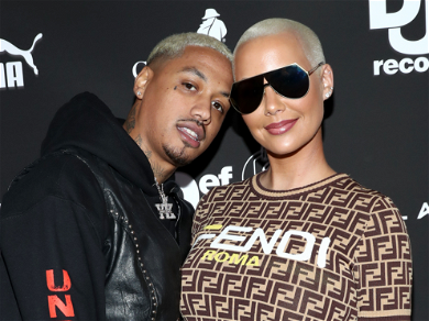 Amber Rose's Baby Daddy Pens Loving Birthday Message To Star