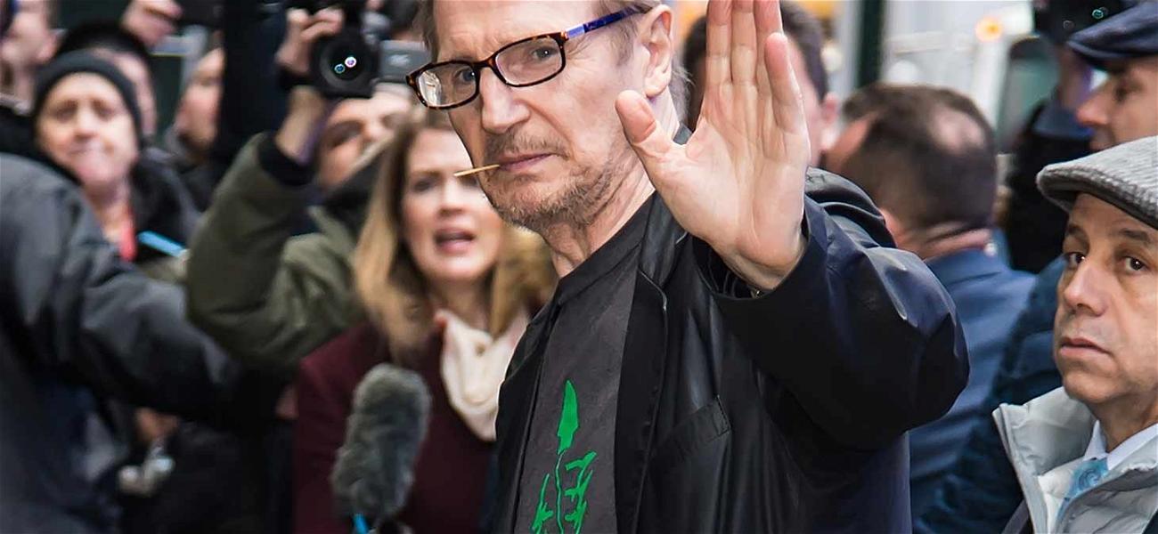 Liam Neeson's Red Carpet Premiere Canceled Following Bizarre 'Black Bastard' Interview