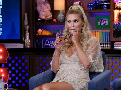 RHOBH Camille Grammer Insinuates Brandi Glanville Is A Liar After Posting Misleading Throwback Photo