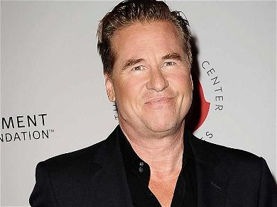 Val Kilmer Denies Ripping Off Artist With Golden Tumbleweed Sculpture, Accuses Man of Harassing Him