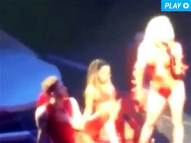 Lady Gaga Stops Show for Bleeding Fan: Some Things Are More Important Than Show Business