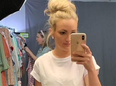 Britney Spears' Sister Jamie Lynn Flaunts Smoking Body In Tiny Shorts For Bombshell Selfies