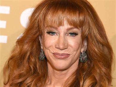 Kathy Griffin Worried About 'Violent' Retaliation from CEO, Johnny Cash Fuels Neighbor War