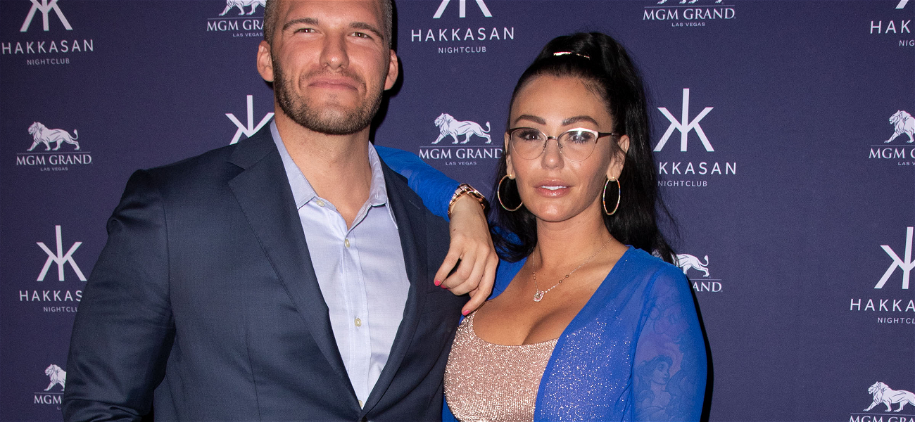 'Jersey Shore' Star JWoww Gets ENGAGED On Top Of Empire State Building!!