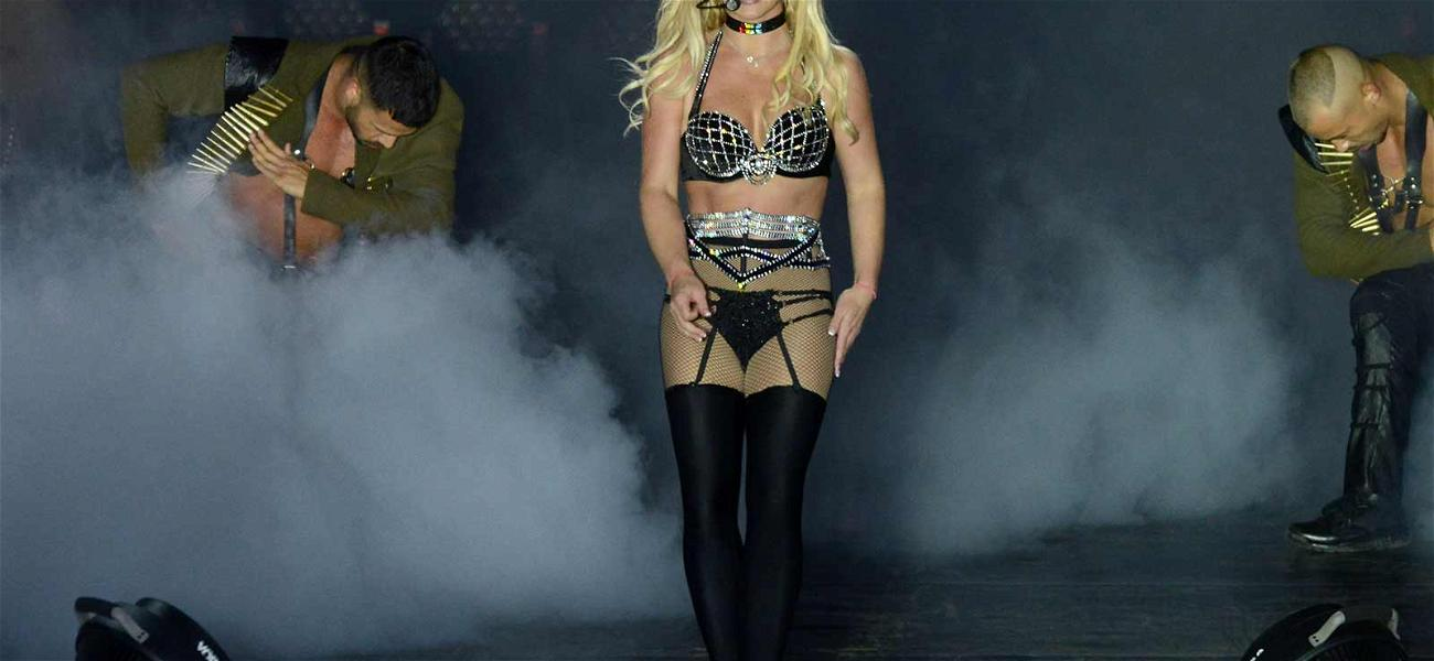 Britney Spears Slayed the Stage at Brighton Pride … After Forgetting City Name