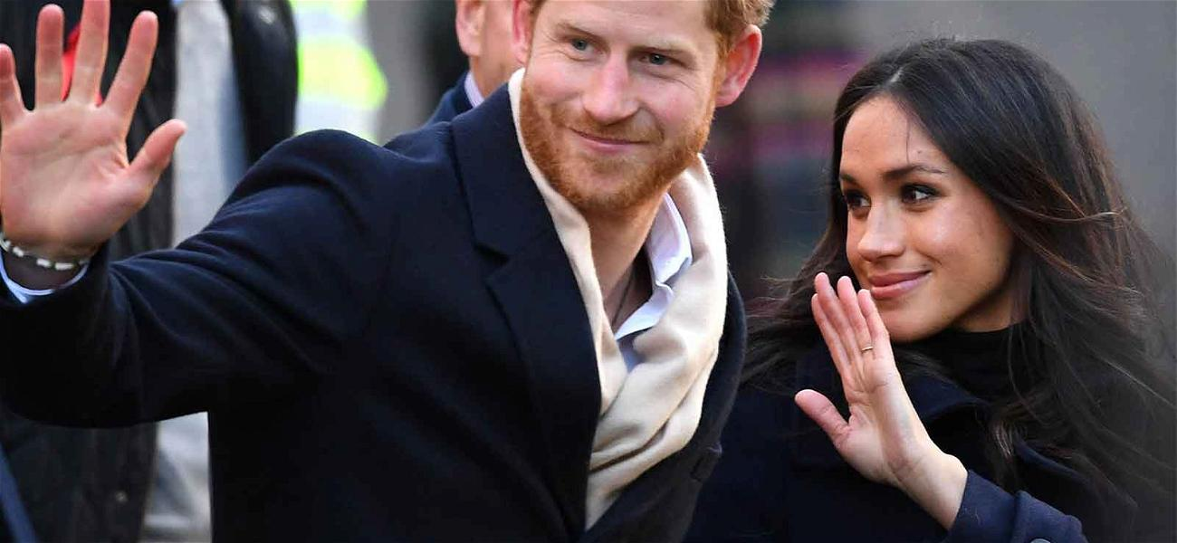Markle Mayhem! Prince Harry & Meghan Markle Make First Appearance