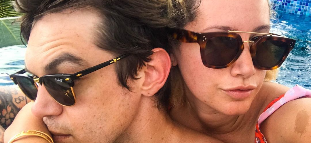 Ashley Tisdale Says 'Amazing' Husband Was Scared During Birth, Thanks Him For Keeping Calm