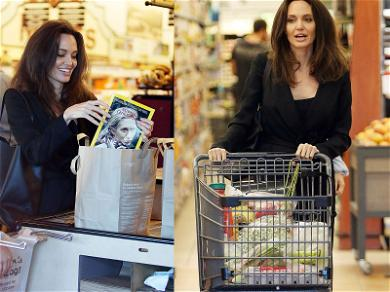 Can You Guess What's in Angelina Jolie's Shopping Cart?