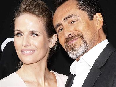 Demián Bichir's Wife Dead From Possible Suicide After Being Discovered at the Bottom of Swimming Pool