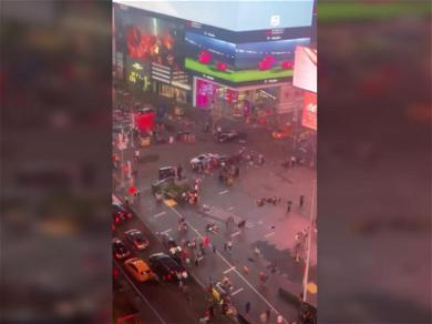 Chaos Ensued In Times Square After People Thought There Was An Active Shooter