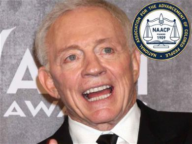 NAACP Calls Jerry Jones Video 'Concerning,' Says His Actions Are Consistent With An 'Overseer Mentality'