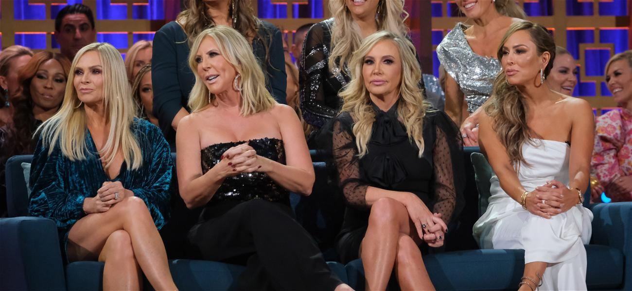 Vicki Gunvalson Claims 'RHOC' Is 'Fake' And Slams Cast For Fabricating Storylines