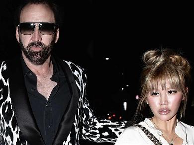 Nicolas Cage & New Bride Agree Shotgun Wedding Was a Mistake, She Won't Contest Annulment