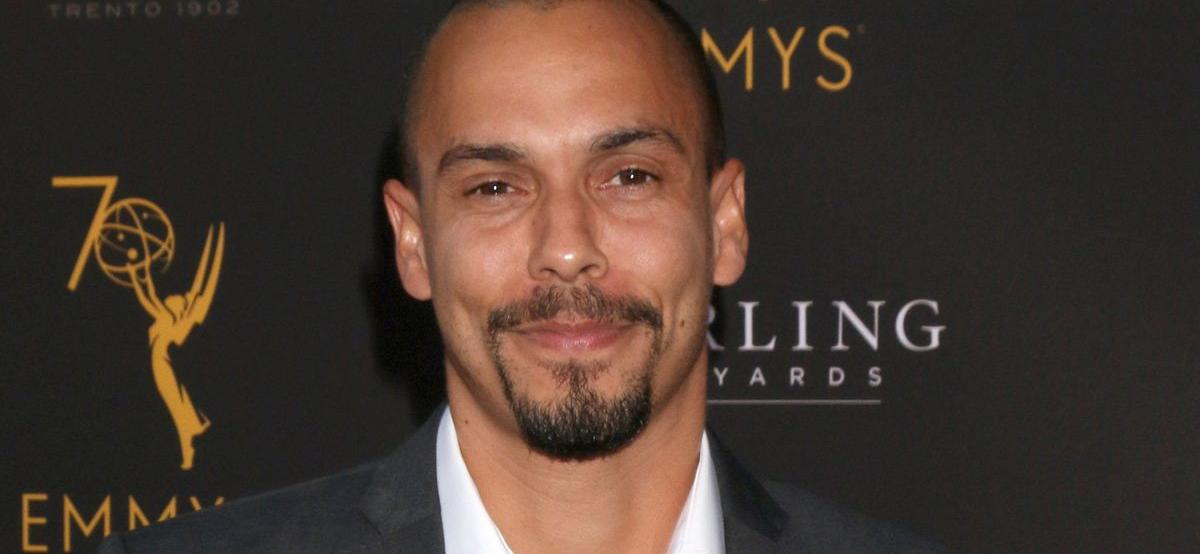 How Bryton James Went From Child Star To Soap Opera Hunk