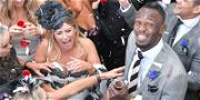 Usain Bolt Gets Turnt Up While Down Under