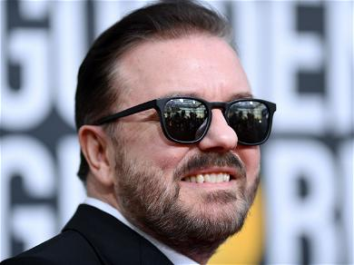 Ricky Gervais Jokes About 'Lack of Diversity' in Celebrity Anti-Racism Video